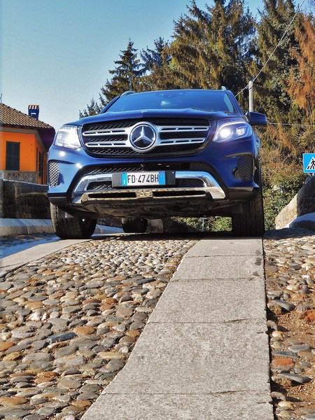 Test Drive: Mercedes GLS 350d 4MATIC Exclusive
