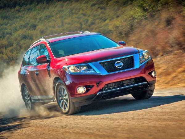 Nissan  Pathfinder  MY  2013:  Debutto  in  USA