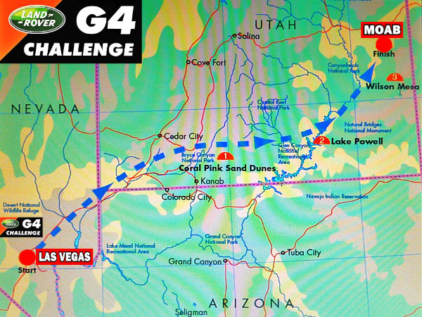 CAPITOLO 61: G4 2003 � Stage 4 � USA West
