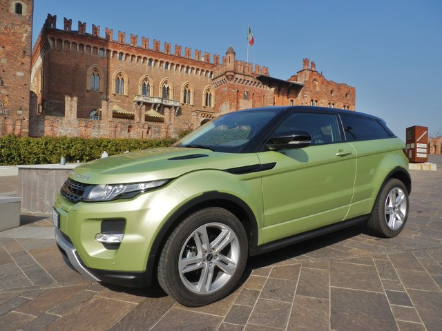 Test Drive: Range Rover Evoque 4x4 Coupè Dynamic