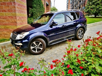 Test Drive: SsangYong Rexton W 2.2 4WD Top Smart