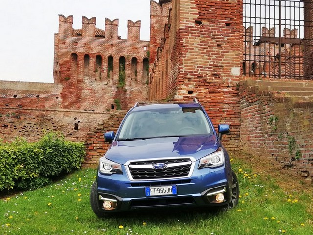 Test Drive: Subaru Forester 2.0i Lineartronic Premium