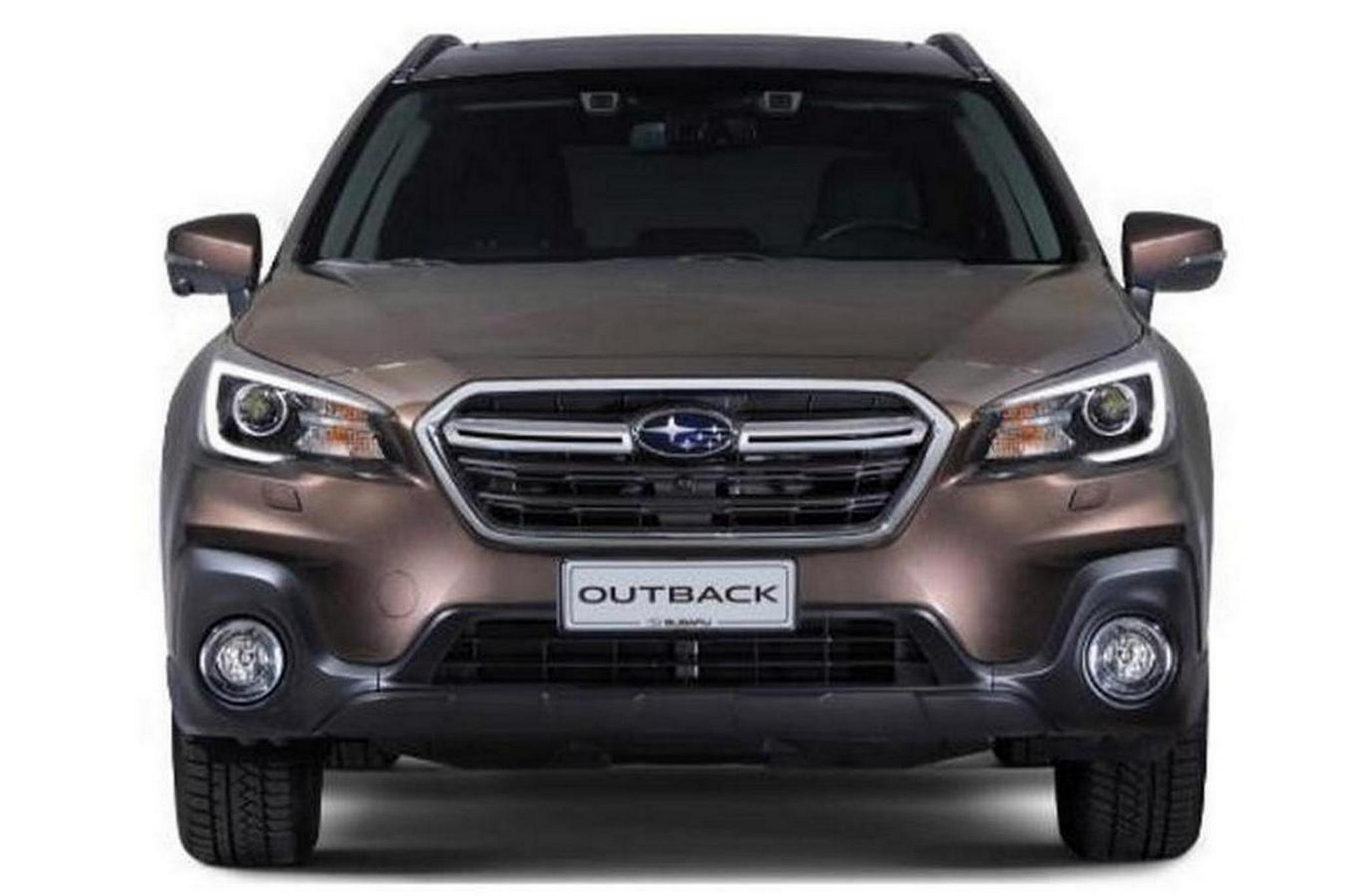 Subaru Outback Model Year 2018