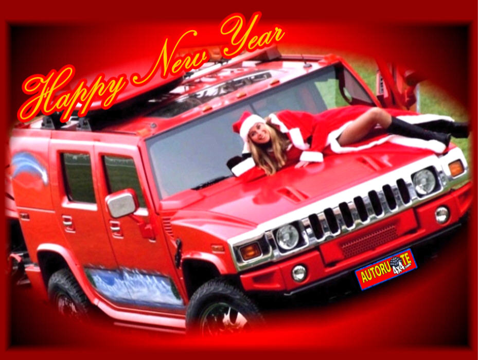 Happy New Year by autoruote4x4.com