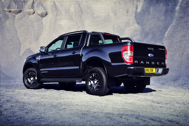 Ford Ranger Black Edition (Francoforte 2017)