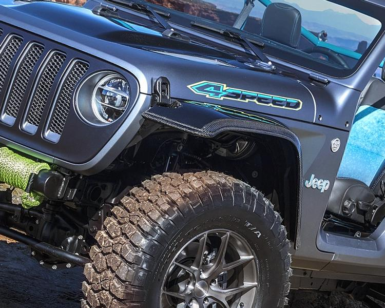 Jeep & Mopar: 7 nuovi concept all'Easter Jeep Safari