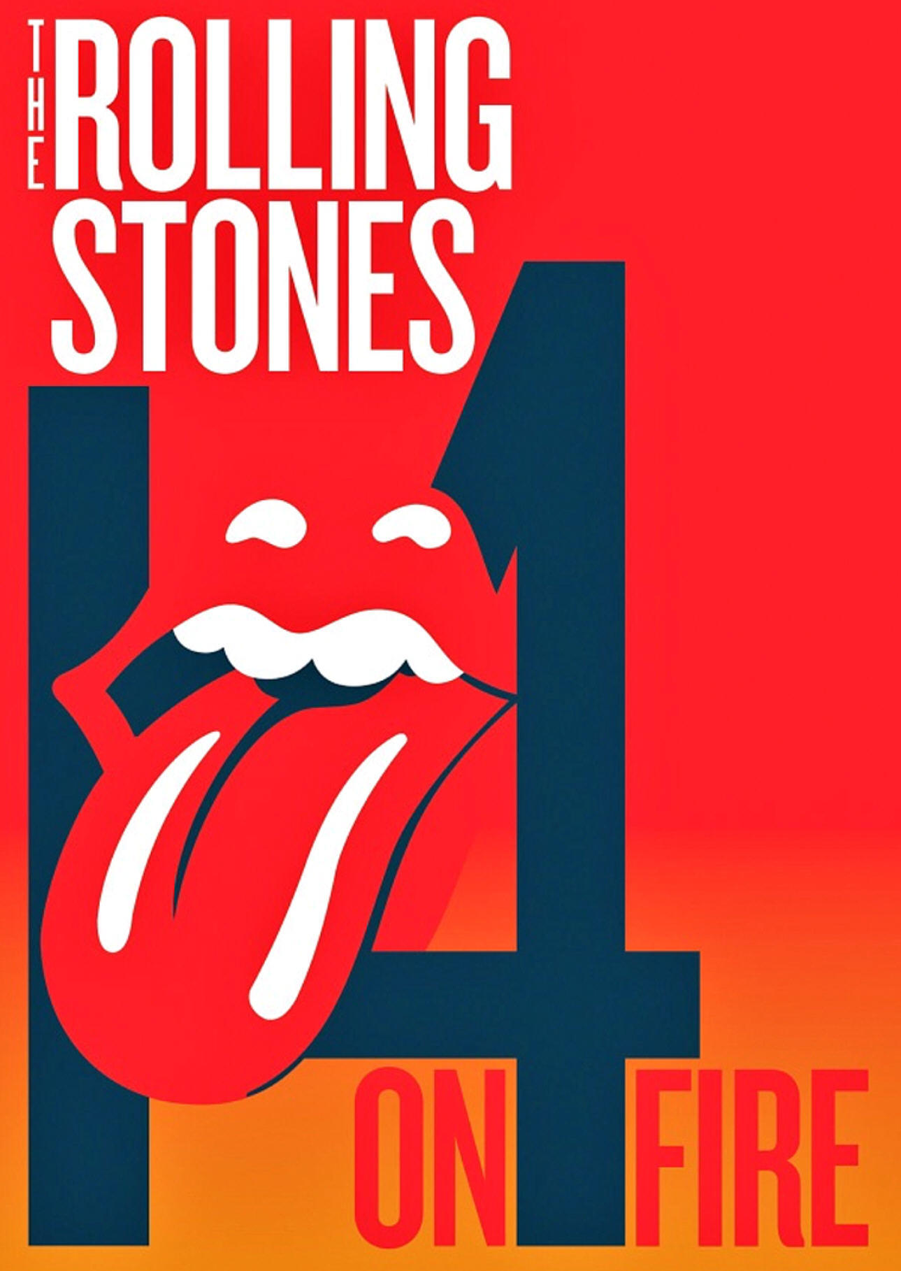 Rolling Stones:  2014 On Fire  by  Jeep