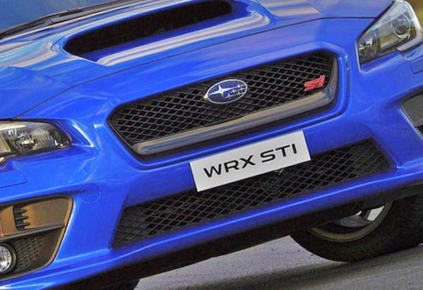 Subaru WRX e WRX STI: Top Safety Pick in USA