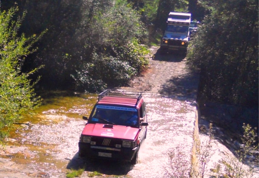3a  edizione Off-road Valleys
