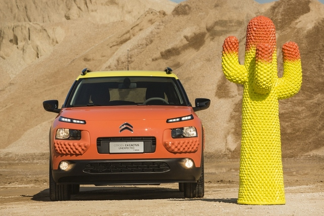 Citroen C4 Cactus (Milano Design Week 2107)