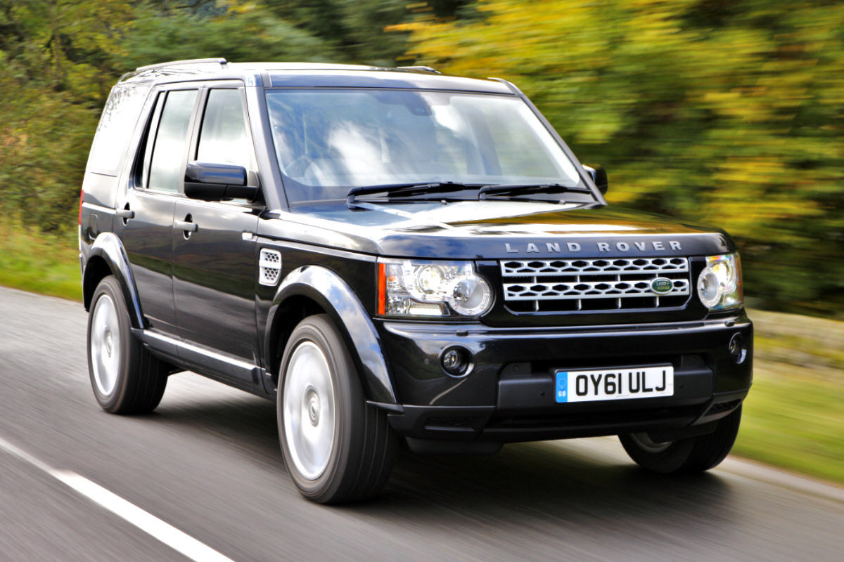 LAND ROVER DISCOVERY MY 2012