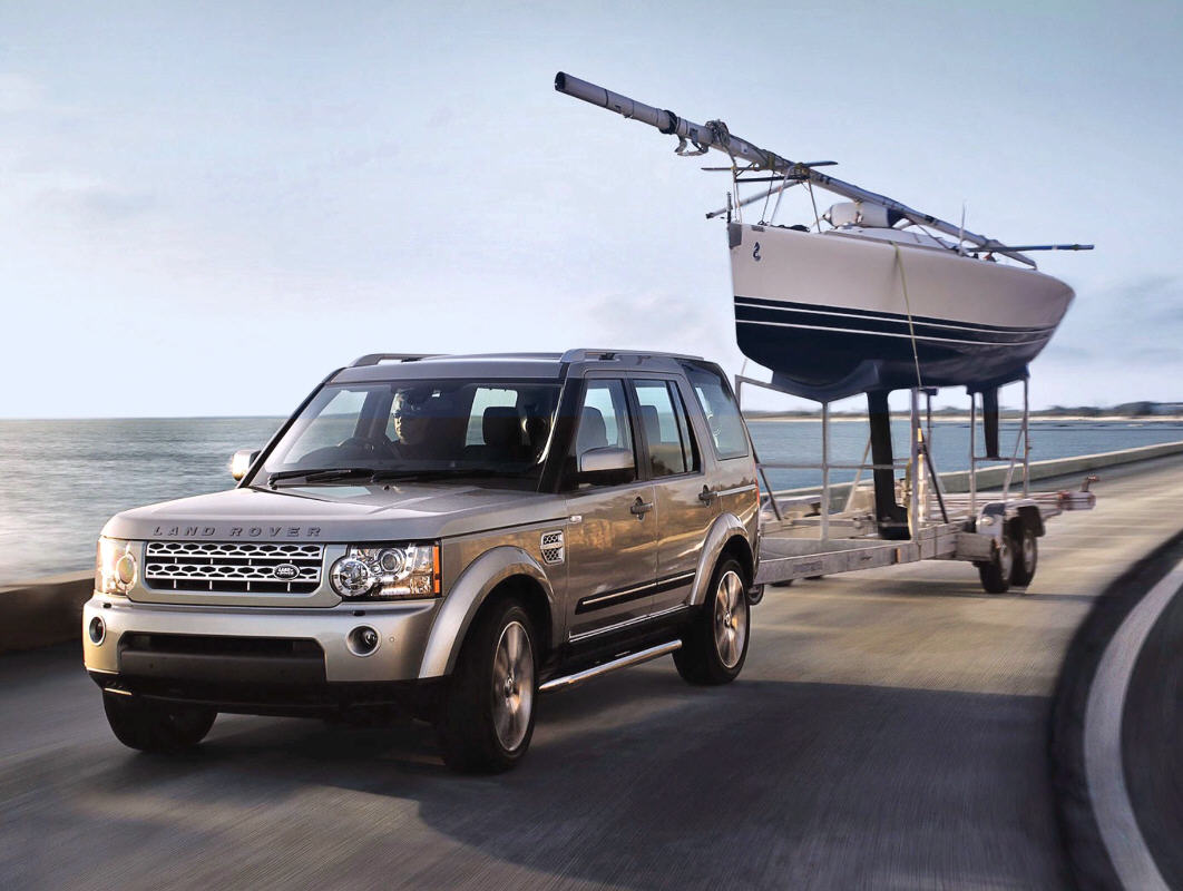 LAND ROVER DISCOVERY 4 MY 2012