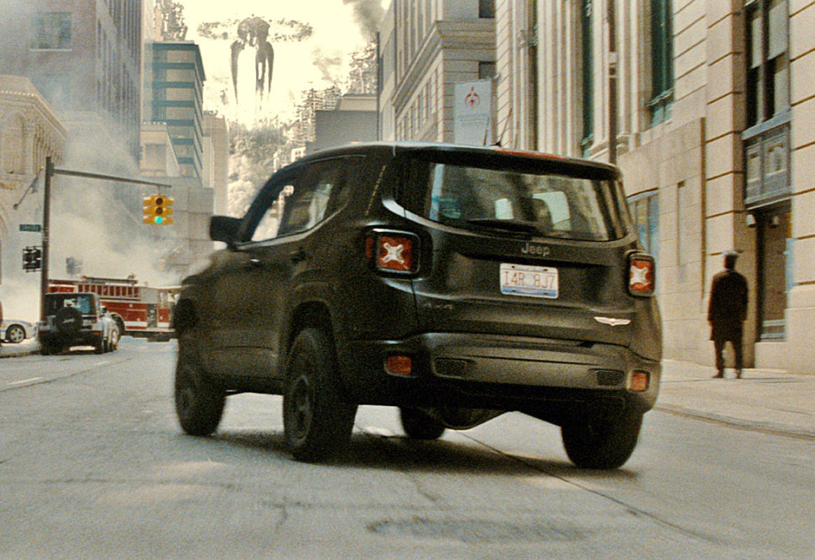 jeep renegade dawn of justice special edition 2016. Black Bedroom Furniture Sets. Home Design Ideas