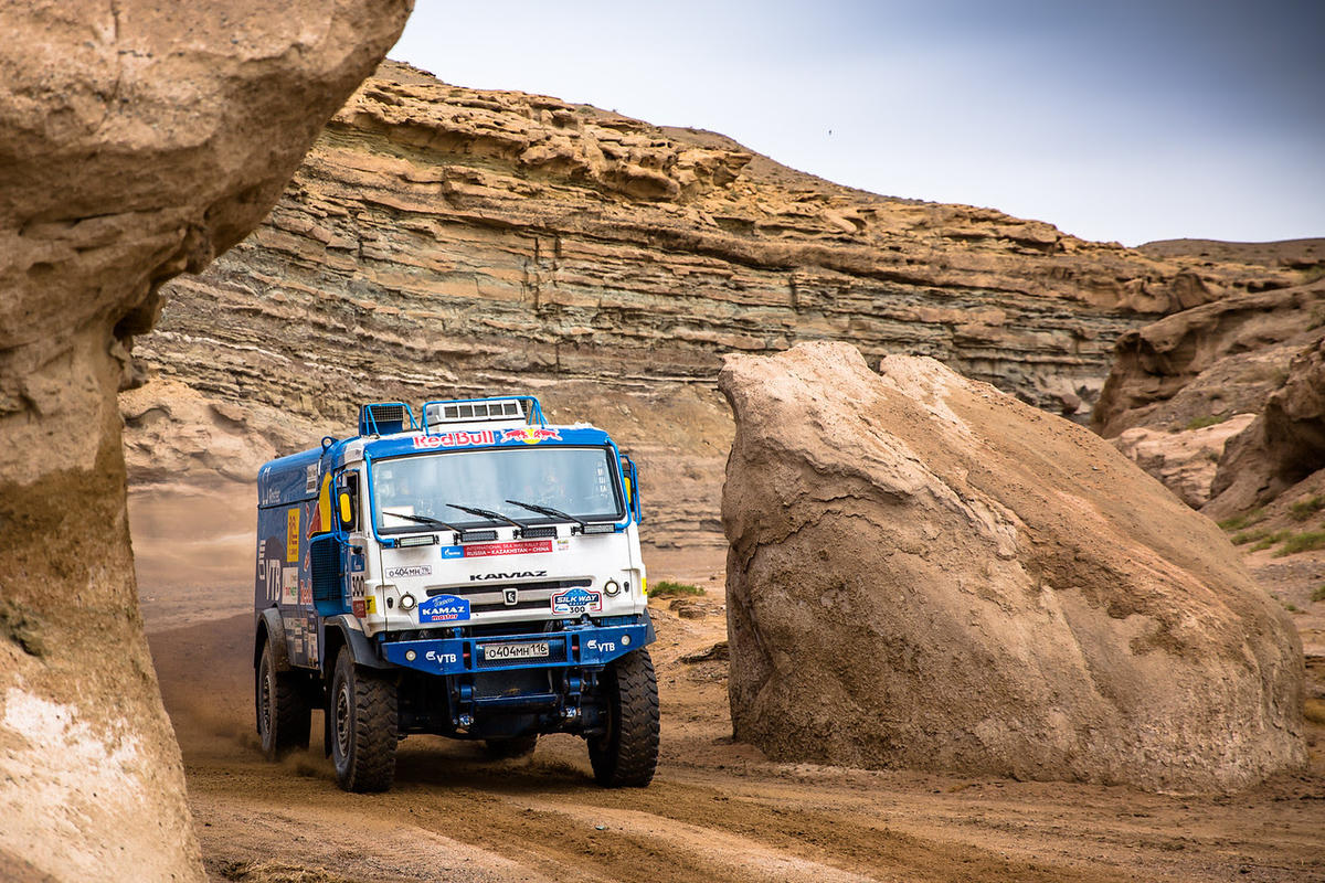 Silk Way 2017: Peterhansel vince la 13° tappa