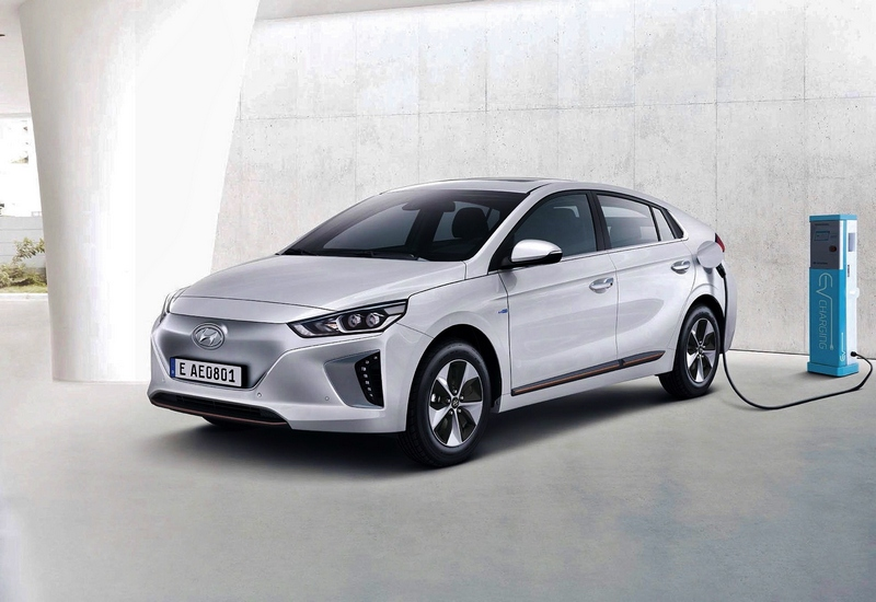 IONIQ Electric arriva in Italia