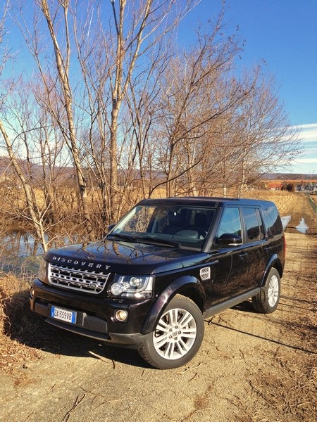 Test Drive: LR Discovery4 3.0 SDV6 HSE
