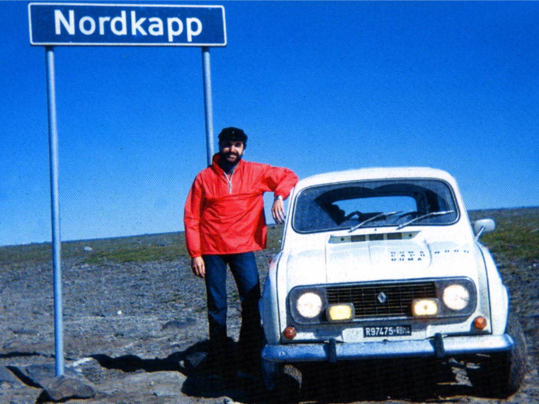 RENAULT 4 SINPAR 4x4 - NordKapp Expedition (1977)