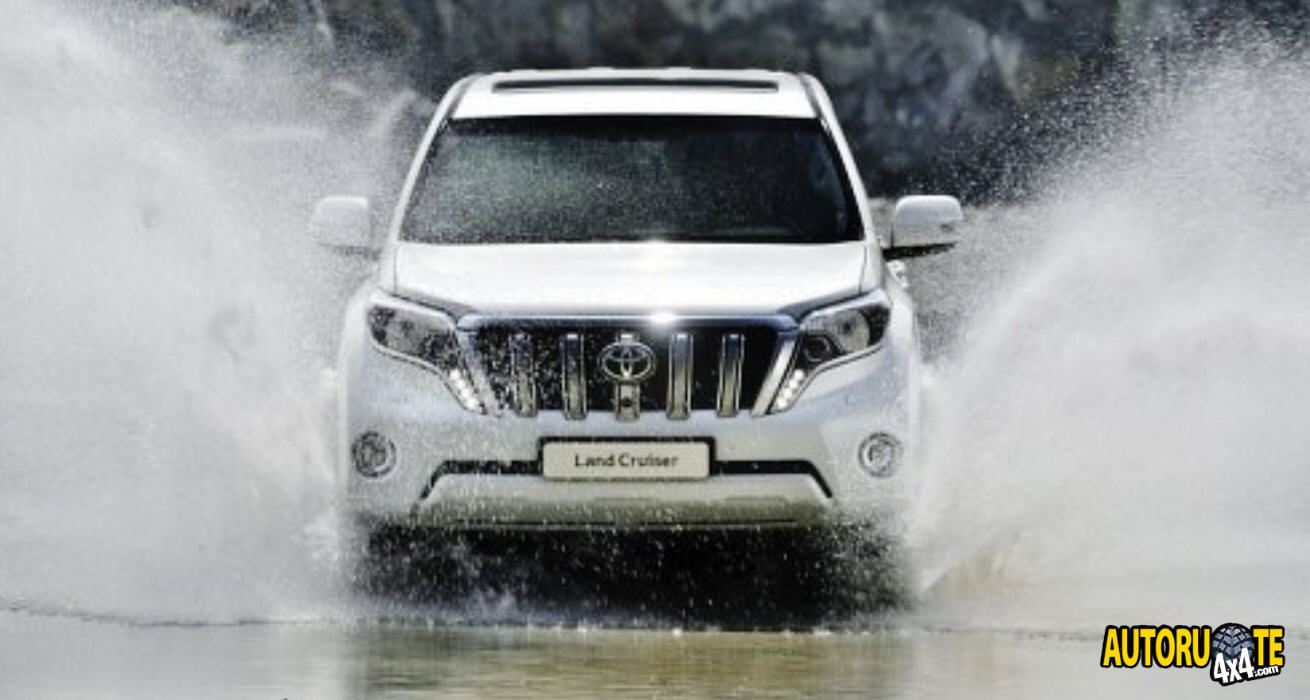 Toyota: Una Land Cruiser per l'off-road