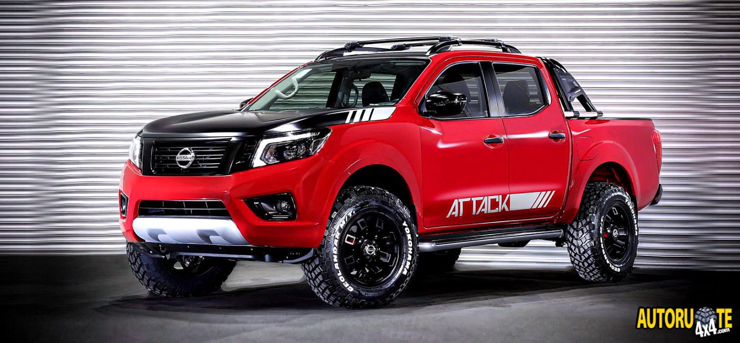 Nissan Frontier Attack Concept (Buenos Aires 2017)
