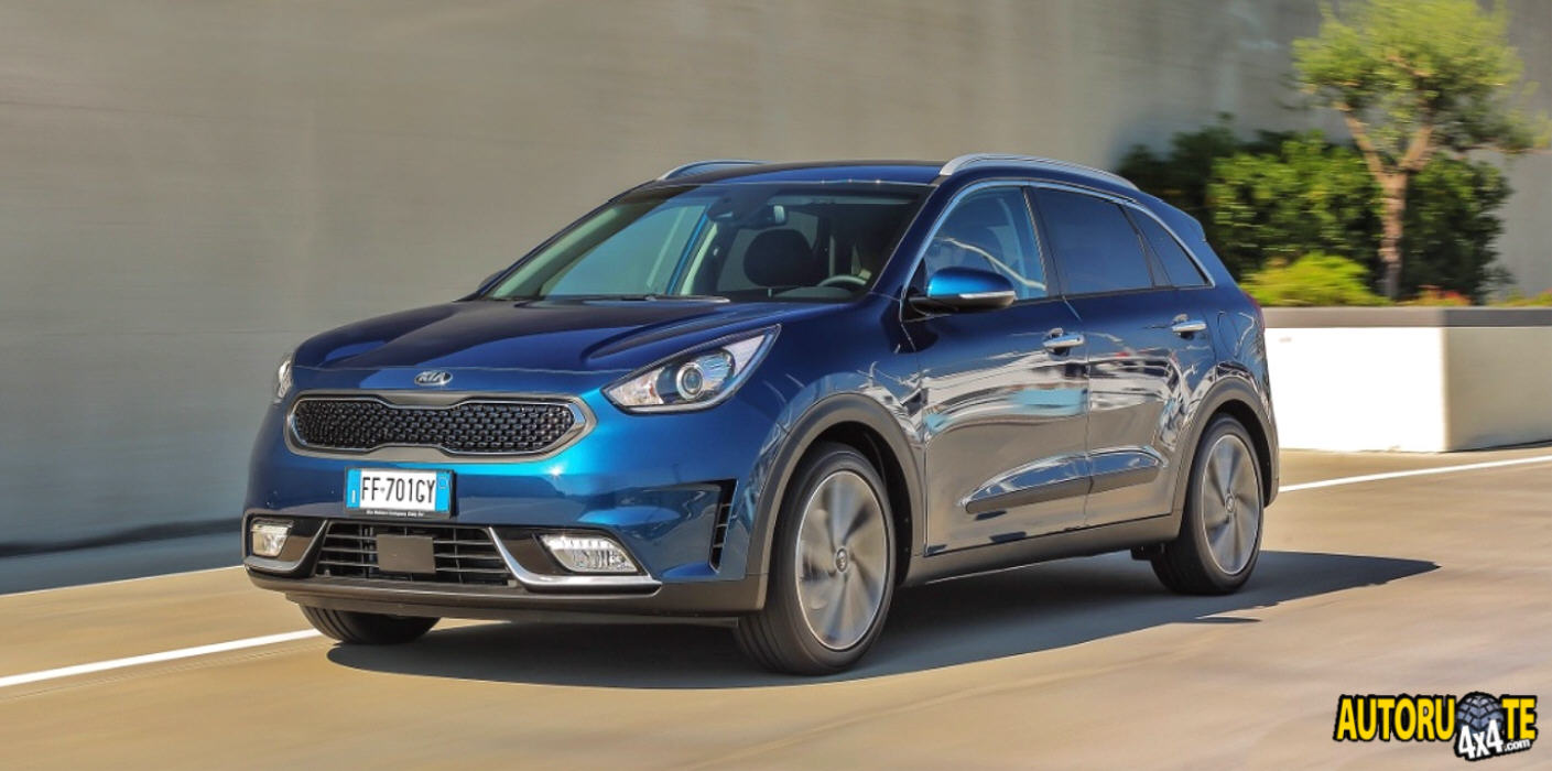 Kia al 1° posto nella classifica J.D. Power 2017