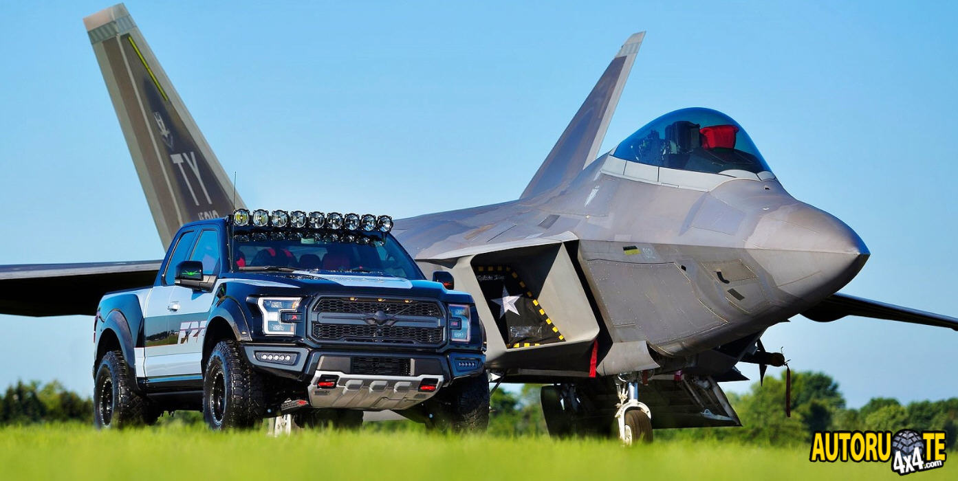 Ford F-150 Raptor F-22 Concept
