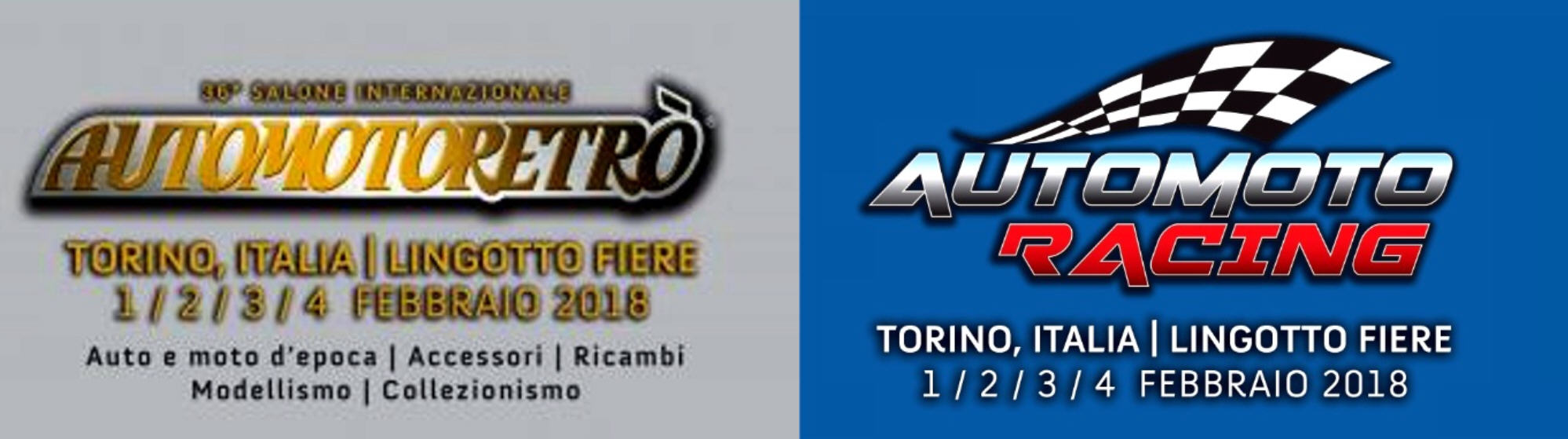 Automotoretrò e Automotoracing 2018