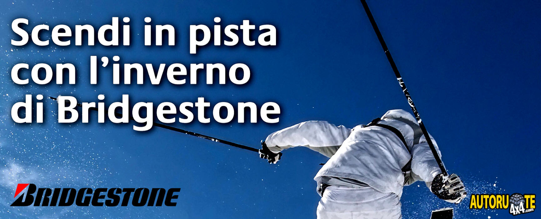 Inverno in sicurezza con Bridgestone