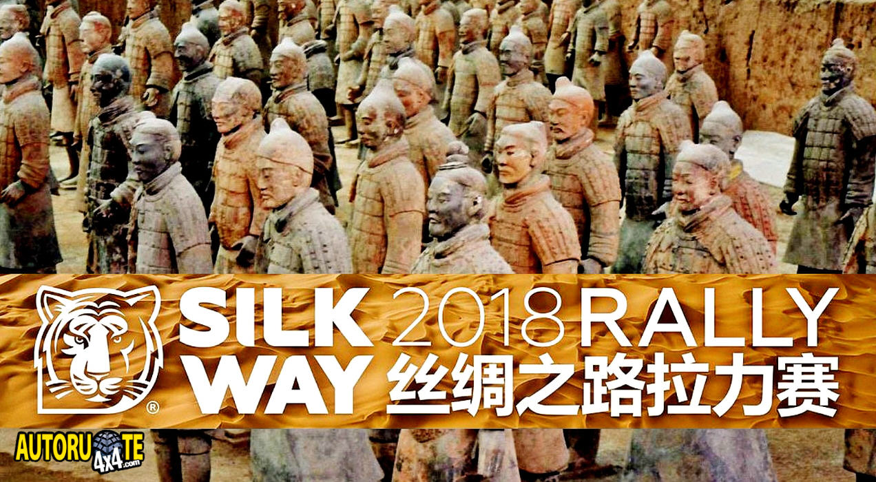 Silk Way Rally 2018: Partenza da Xian