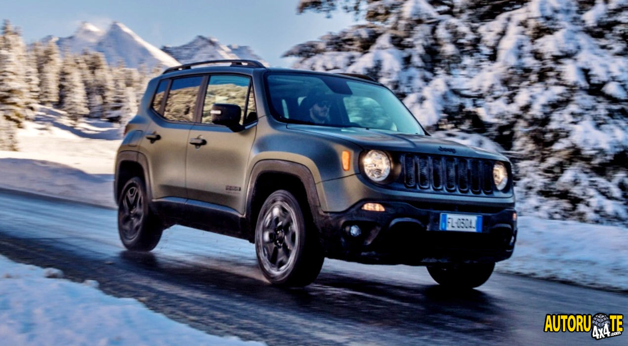 jeep renegade my18 pi connessa e pi funzionale. Black Bedroom Furniture Sets. Home Design Ideas
