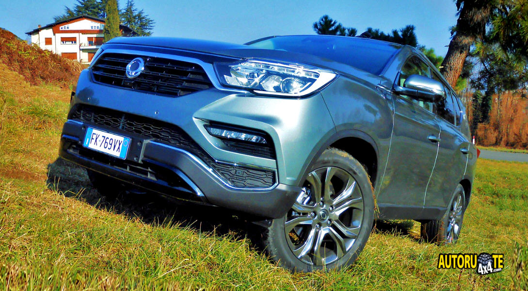 Test Drive: SsangYong Rexton 2.2 4WD Icon