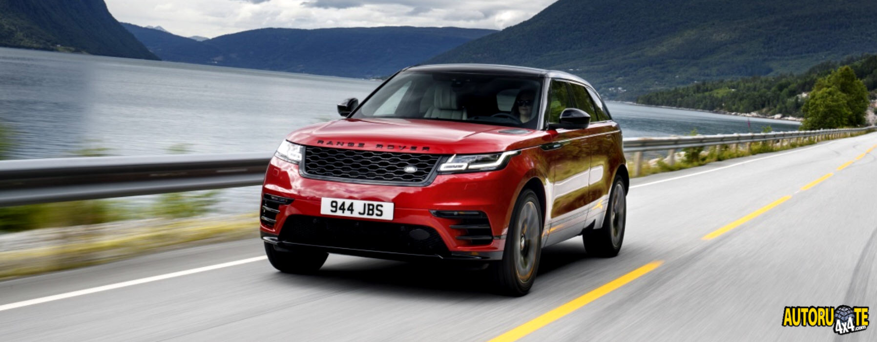 RR Velar finalista in 2 categorie dei World Car Awards