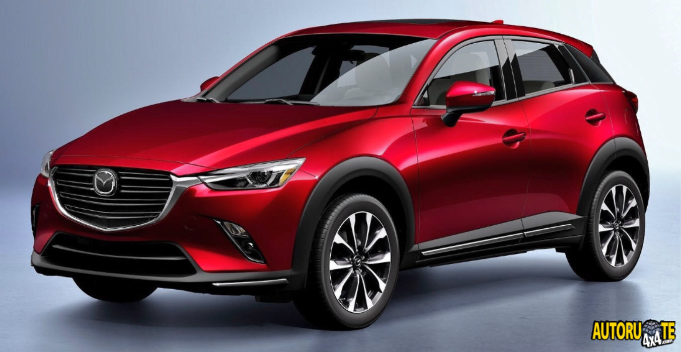 Mazda CX-3 MY 2018 (Salone di New York)