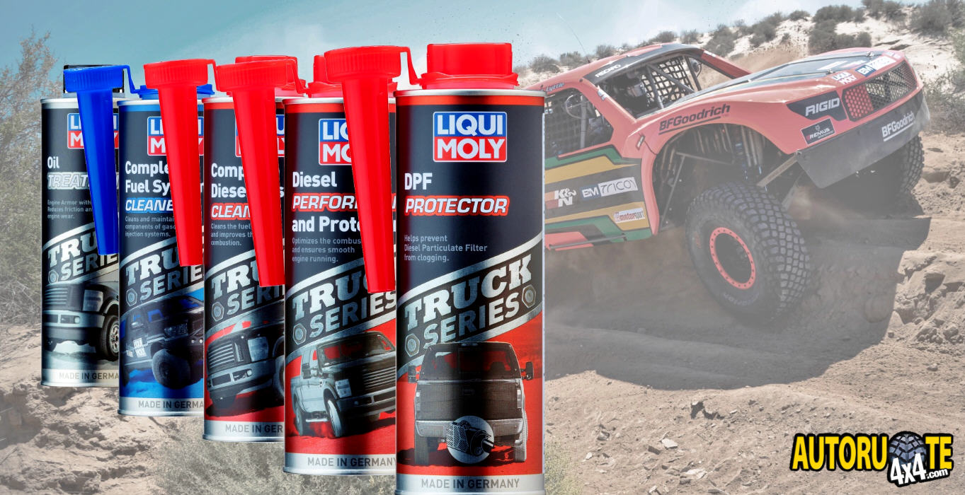 LIQUI MOLY: Nuovi additivi Truck Series