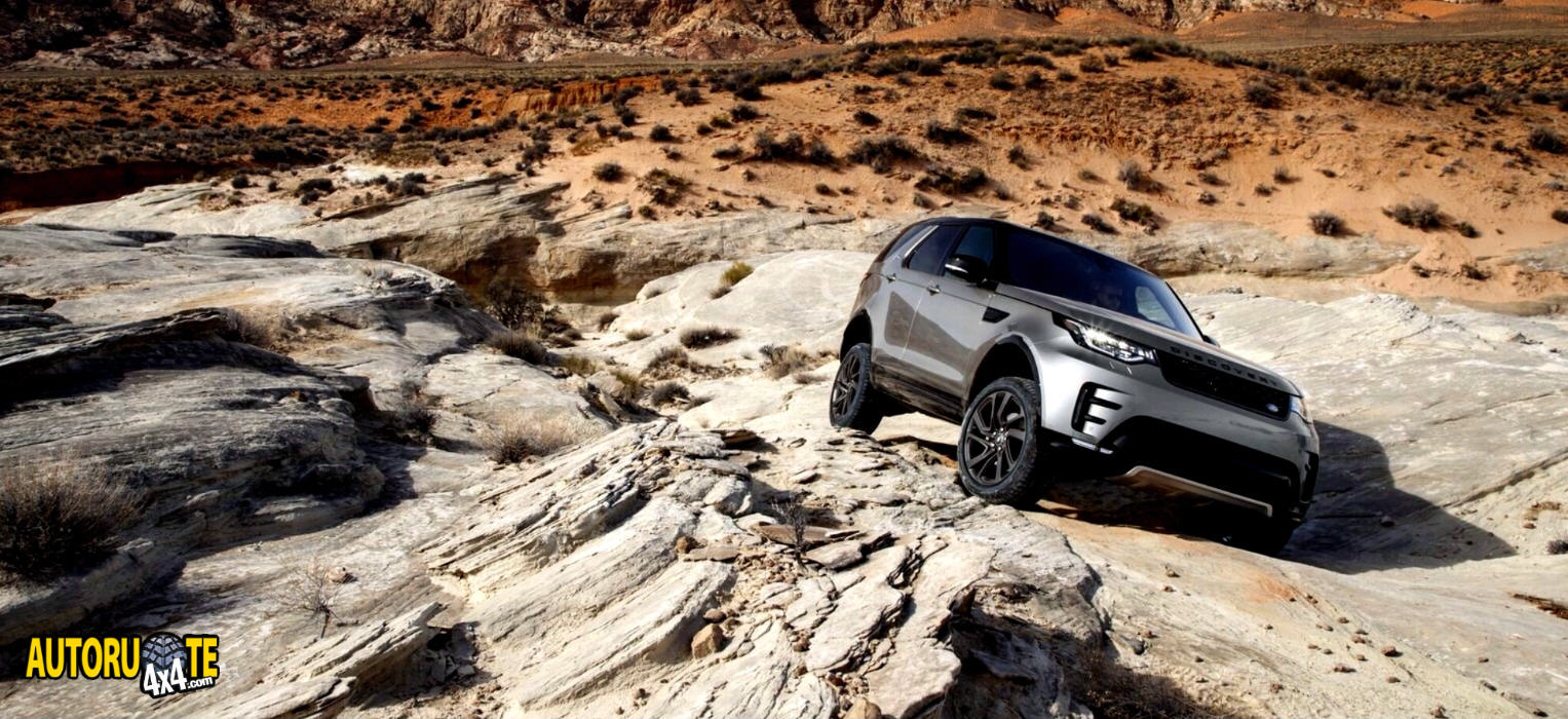 Land Rover esplora la guida autonoma all-terrain