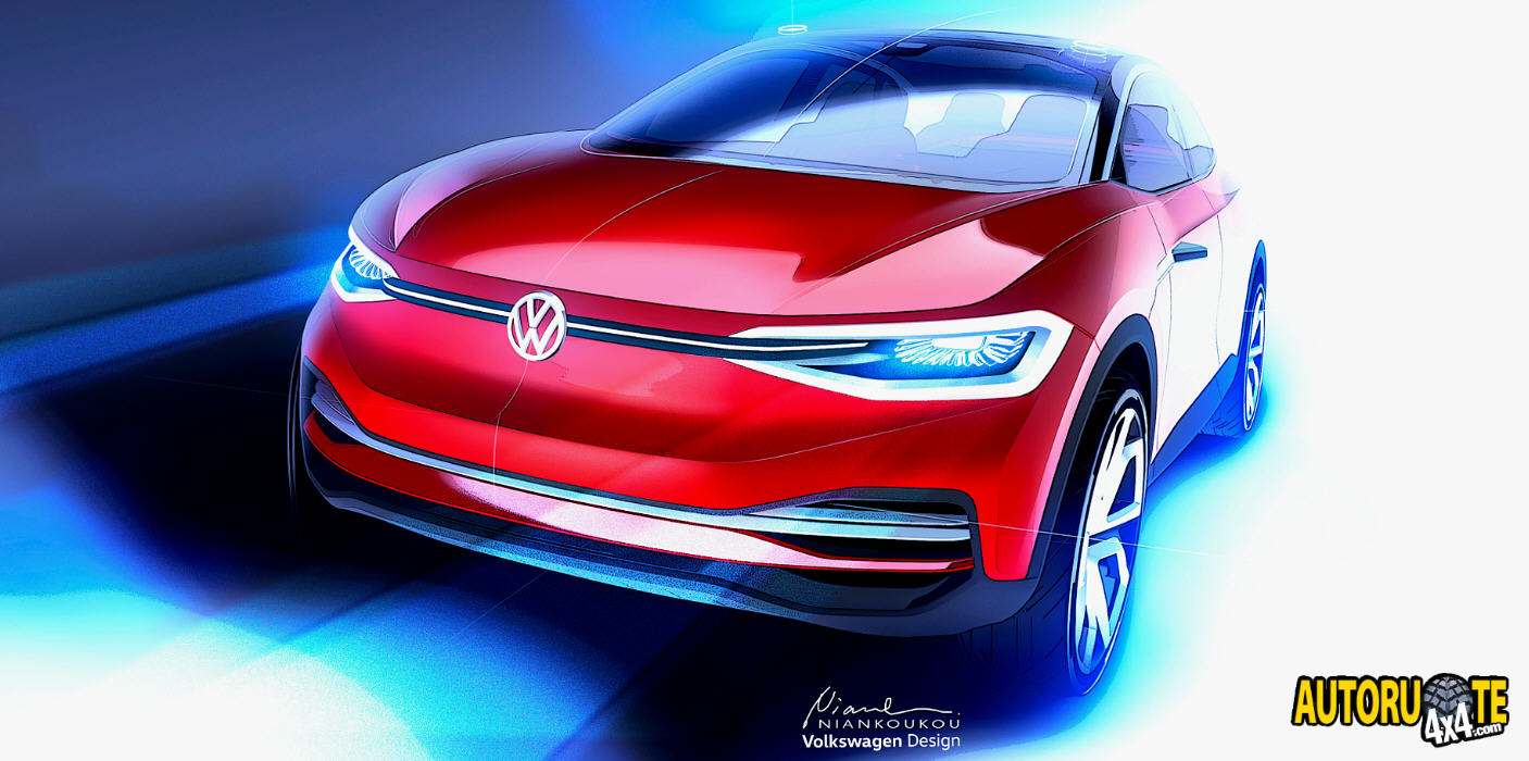 VW I.D. CROZZ al Salone di Francoforte 2017