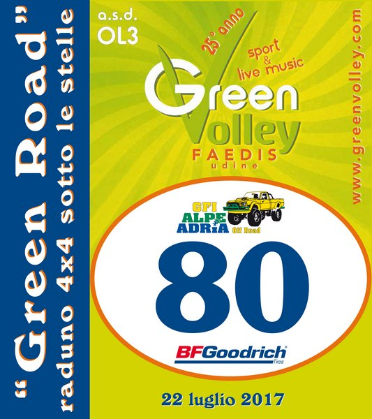 Green Road 4x4 � Trofeo BF Goodrich