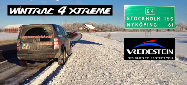 In  Lapponia  con  le  Wintrac  4  Xtreme  by  Vredestein
