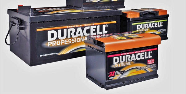 Duracell: importante novit&agrave; nel mondo dellautomobile