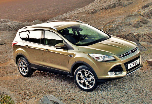 Ford Europa: 100.000 Kuga prodotte in un anno