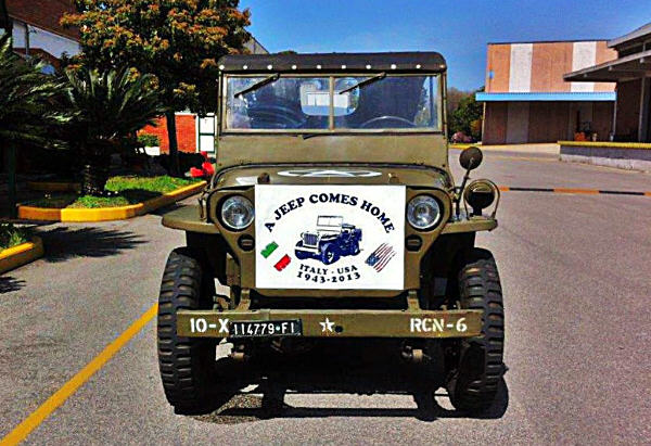 Torna  a  casa  Jeep!  Italia-USA  1942-2013