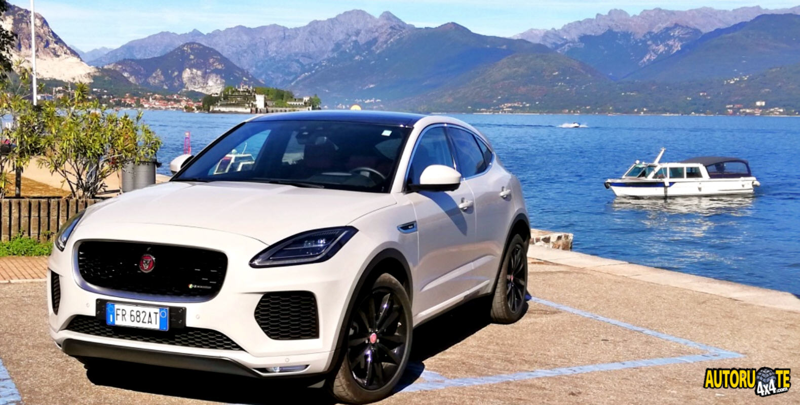 Test Drive: Jaguar E-Pace 2.0 250 AWD R-Dynamic HSE