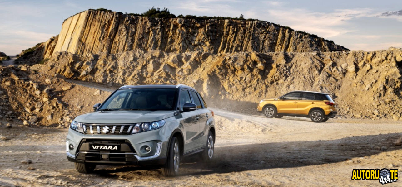 Nuova Suzuki VITARA (Porte Aperte 27-28 Ottobre)