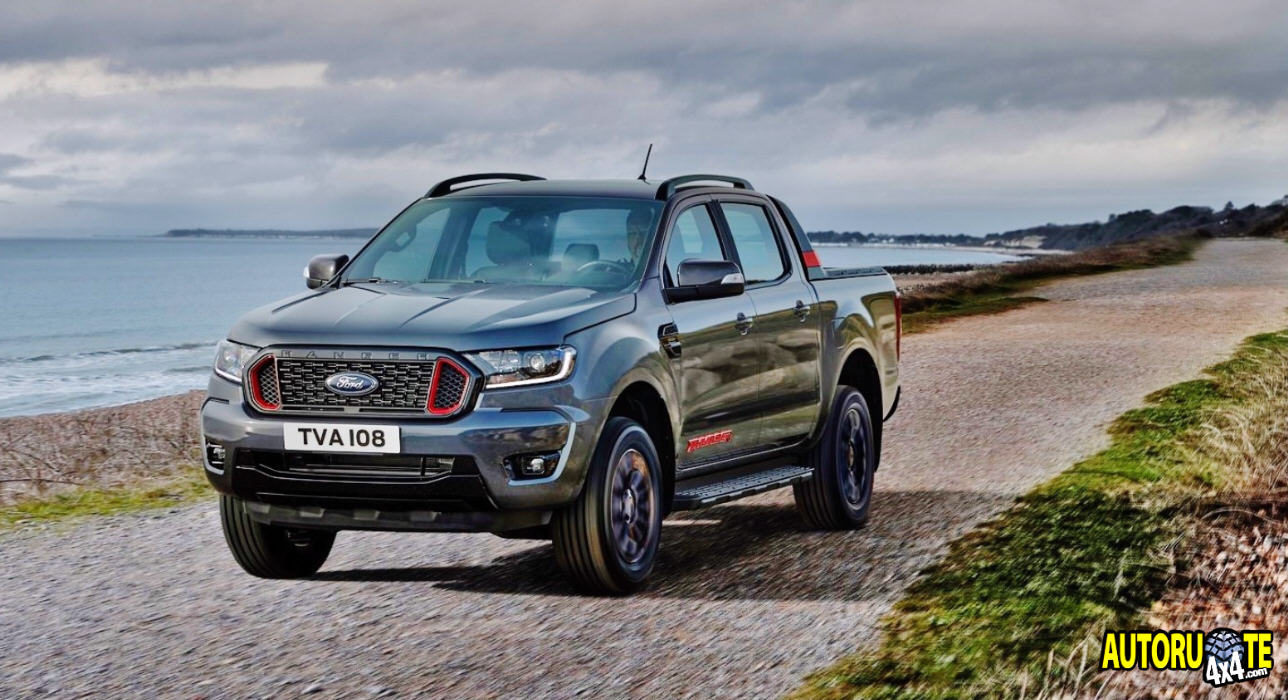 Ford Ranger Thunder Edition (2020)