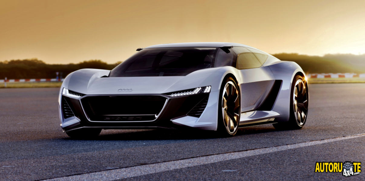 Concept Audi PB18 e-tron (Pebble Beach 2018)