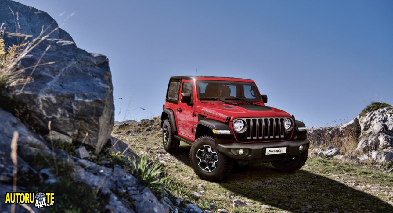 Jeep Wrangler Recon (2020)