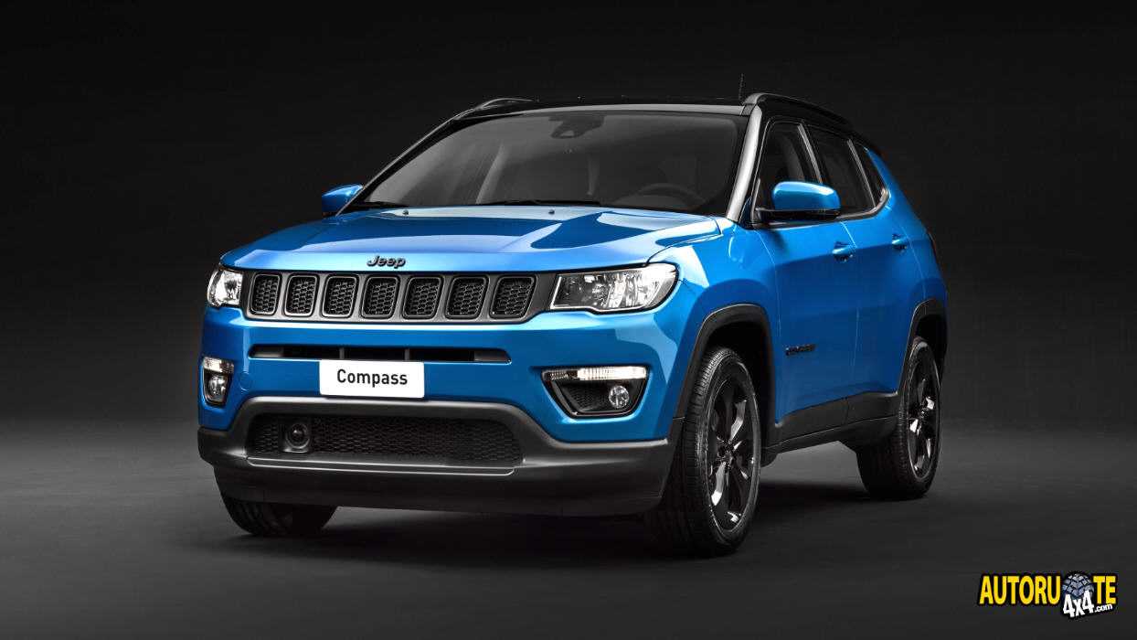 Jeep Compass Night Eagle 2019