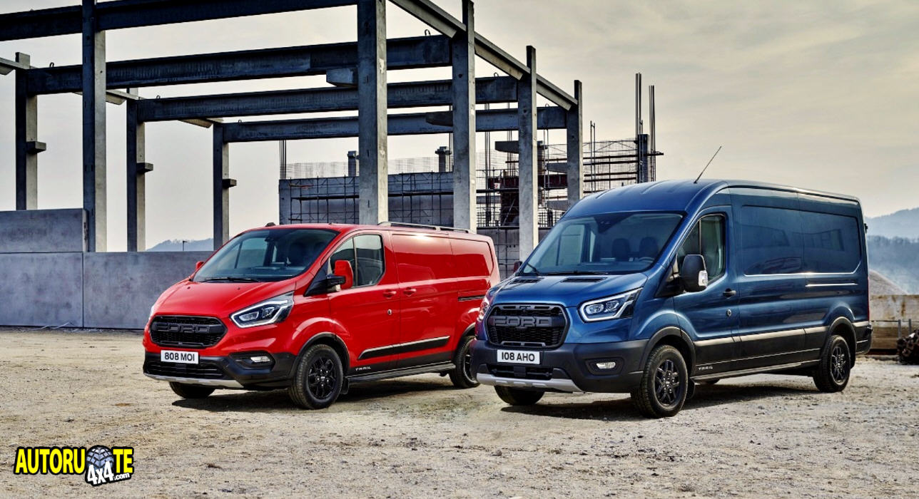 Ford Transit Trail e Active MY 2020