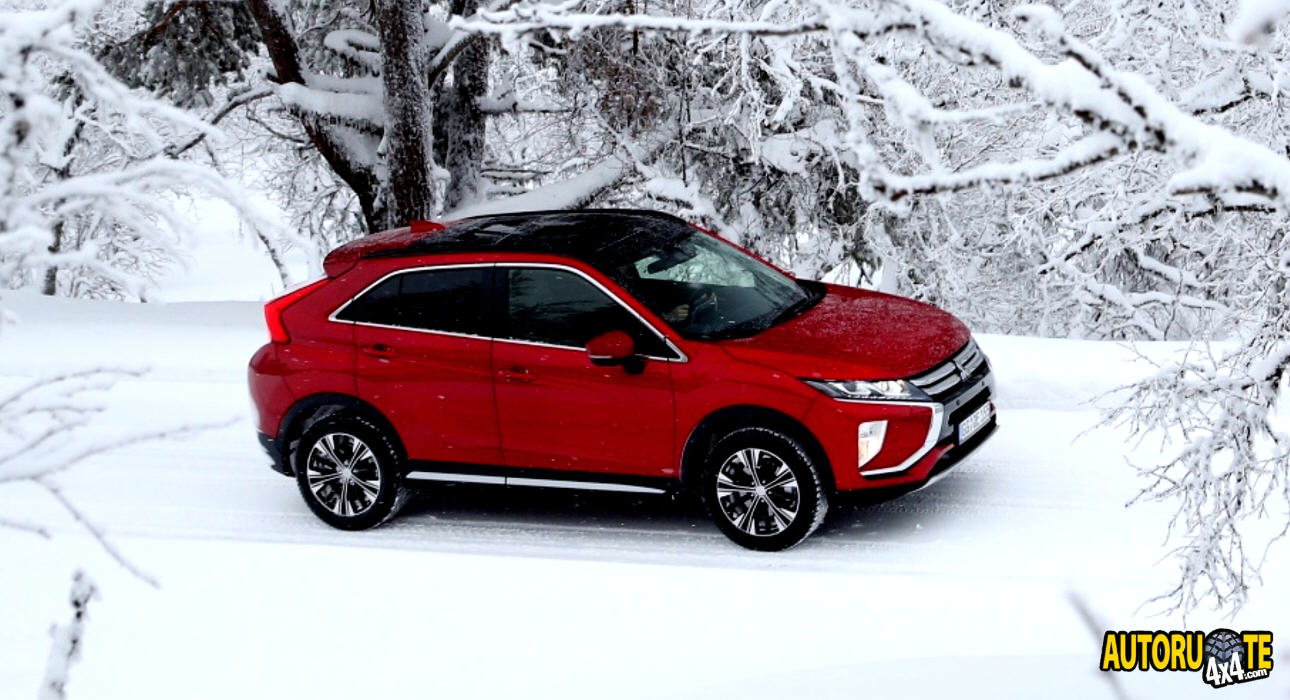 Eclipse Cross (OFF-ROAD Awards 2018)