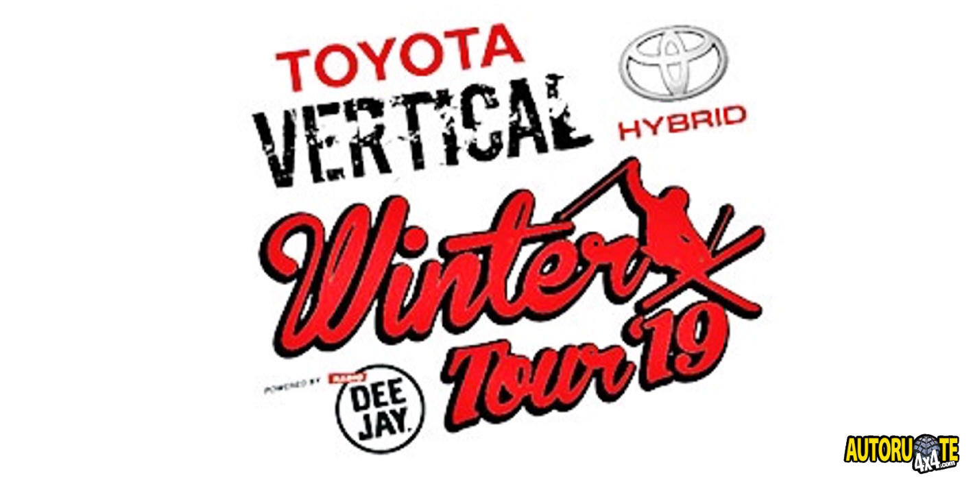 Toyota Hybrid Vertical Winter Tour 2019