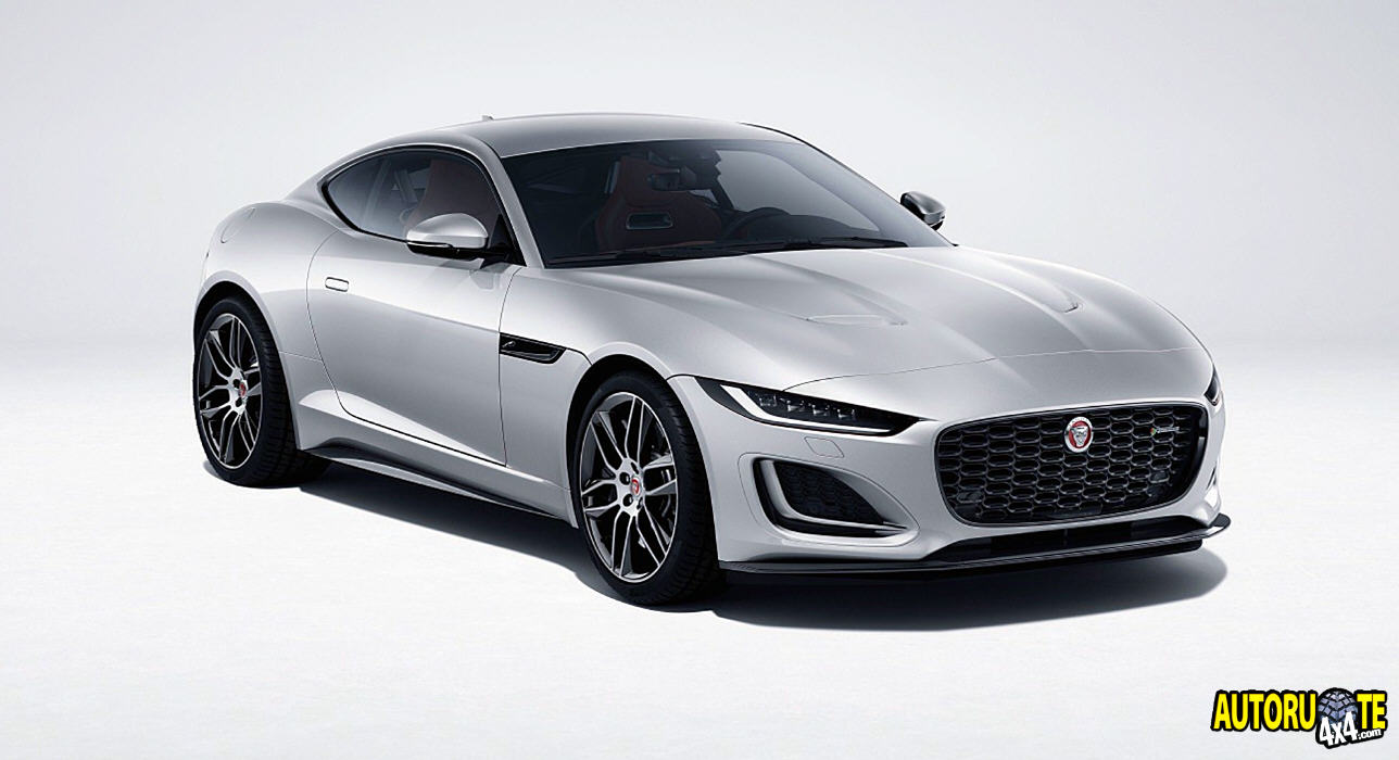 Nuova Jaguar F-Type R-Dynamic Black MY 2021